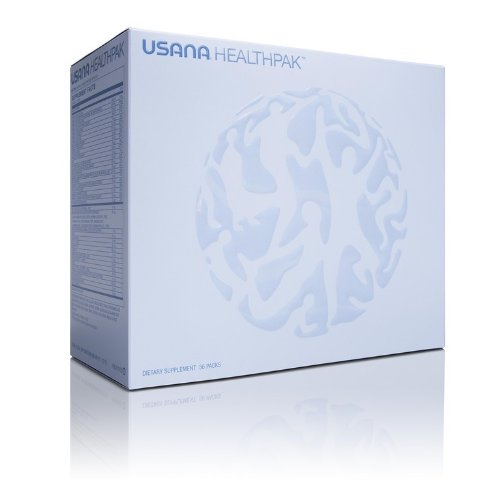 USANA HealthPak 100 56 packs ~ 4 Week Supply
