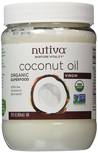 Nutiva Organic Coconut Virgin Pack