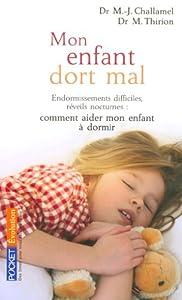 """Afficher """"Mon enfant dort mal"""""""