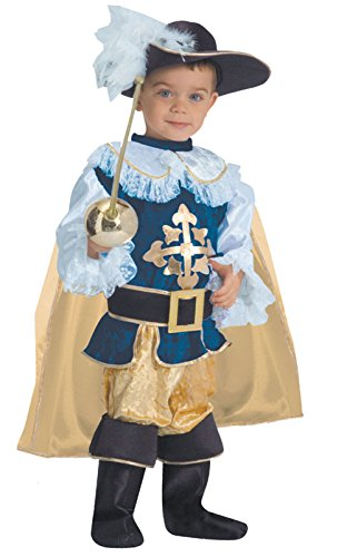 Musketeers Costume For Girls (Musketeer Boy's Costume)