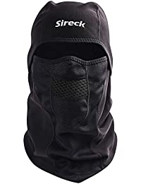 Cold Weather Balaclava Ski Mask, Water Resistant and Windproof Fleece Thermal Face Mask, Cycling Motorcycle Neck Warmer Hood Winter Gear for Men Women