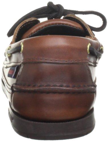 Sebago Schooner, Zapatos para Hombre Marrón Natural
