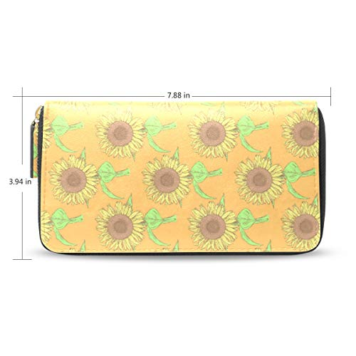 Women Sunflower Vector...