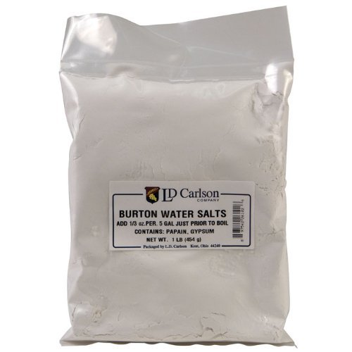 Burton Water Salts 1 lb. by Home Brew Ohio