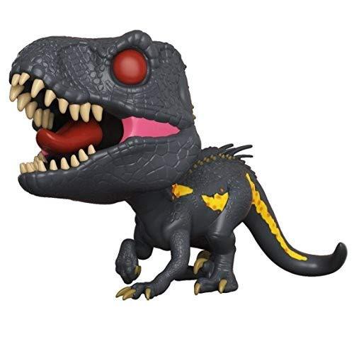 Collector Plate Character (Funko Pop Movies: Jurassic World 2 - Indoraptor)