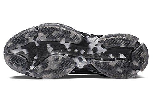 Sportive da Casual Corsa Scarpe Scarpe Mimetizzazione Traspirante Uomo Scarpe all'Aperto gw41aq1