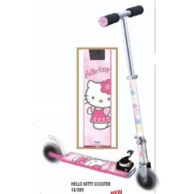 patinete 2 ruedas hello kitty mondo: Amazon.es: Juguetes y ...