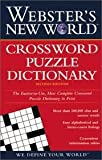 img - for Webster's New World Crossword Puzzle Dictionary 2nd (second) edition Text Only book / textbook / text book