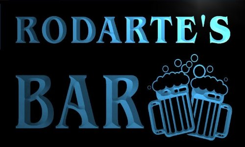 w004655-b-rodartes-name-home-bar-pub-beer-mugs-cheers-neon-light-sign