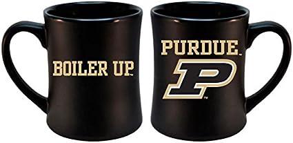 GAP Purdue Boilermakers 15oz Black Ceramic Mug