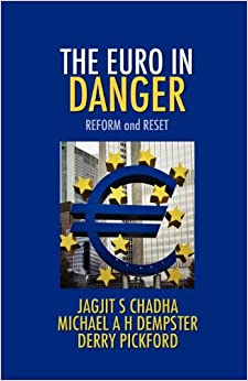 Book The Euro in Danger