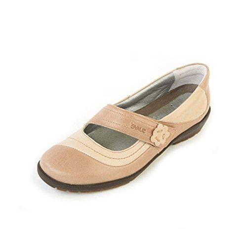 Multicolor 40 Color Eu Para Talla Suave Mujer De Zapatos Piel Otra Cordones FqRFw4