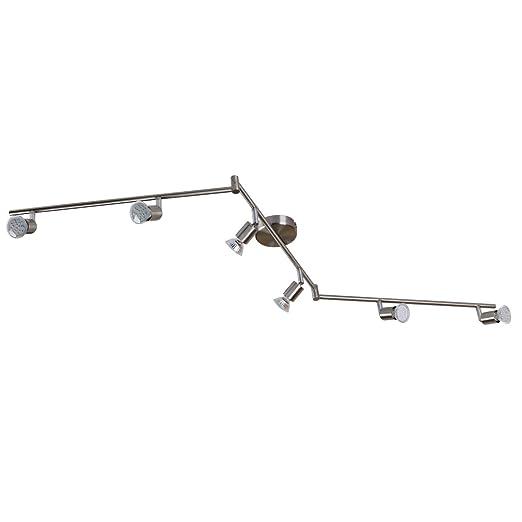 Grafner LED Deckenlampe Spots Strahler Wandlampe GU10 Lampe Leuchte Licht