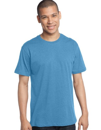 District Made - Mens District Tee. DT104 - X-Large - Clean (District Tee Denim)
