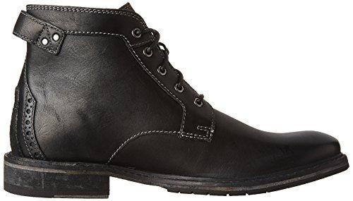 Stivali Black Uomo Clarks Leather Stivali Clarks Uomo OWWc70Z