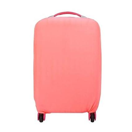6121328b66cd Amazon.com: Mysida Travel On Road Luggage Cover Trolley Protective ...