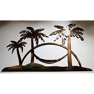 41VbTkhZLwL._SS300_ Best Palm Tree Wall Art and Palm Tree Wall Decor