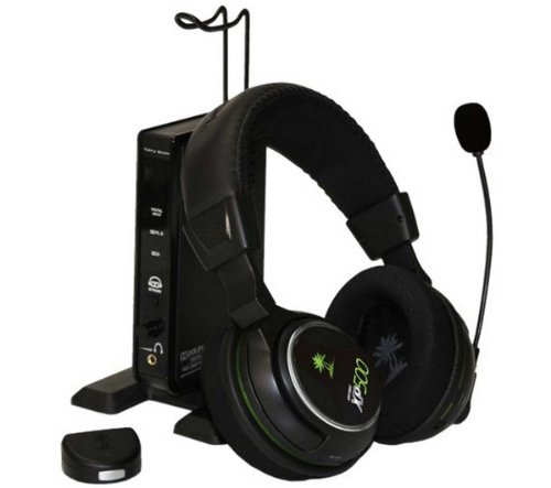 Turtle Beach Ear Force XP500 Programmable Wireless Headset for Xbox 360 – Manufacturer Refurbished For Sale