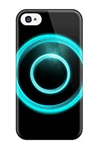 Durable Tron Legasy People Movie Back Case/cover For Iphone 4/4s