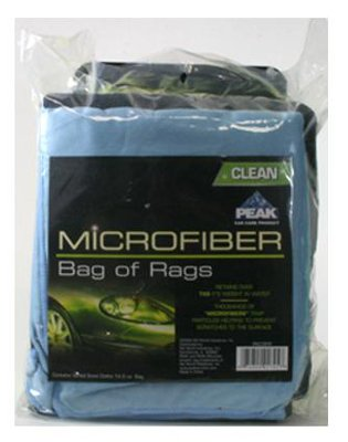Peak Rags Microfiber