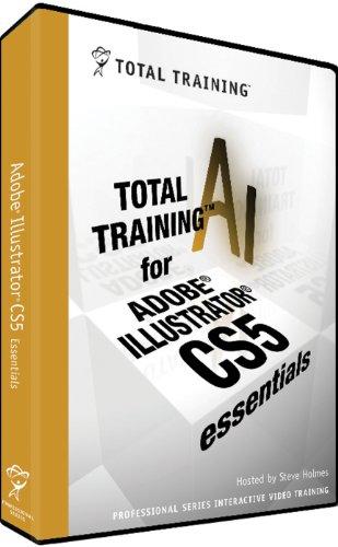 Total Training Adobe Illustrator CS5