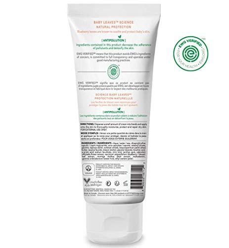ATTITUDE Baby Body Cream, Ewg Safe Moisturizing Lotion for Sensitive Skin, Moisture & Protect, Pear Nectar, 6.7 Fl Oz