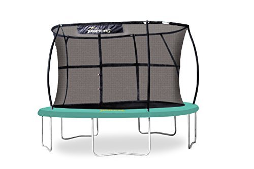Jumpking-JumpPOD-Classic-12ft-Trampoline-with-Enclosure-2016-Model-by-Jumpking