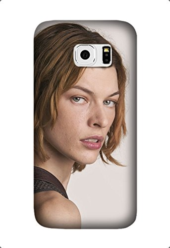 Samsung Galaxy S6 Edge Case, Resident Evil Movie Pattern Protective Hard Case Cover Fit for Samsung Galaxy S6 Edge Design By [Susan Williams]