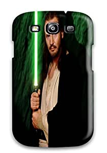 New Star Wars Men Actors Liam Neeson Star Wars Tpu Case Cover, Anti-scratch UremLZg8237WVODV Phone Case For Galaxy S3