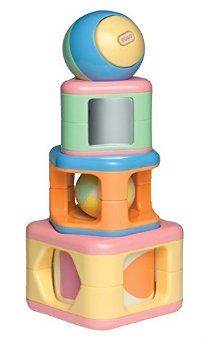 Tolo Stacking Activity Shapes Baby ()
