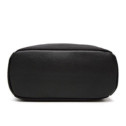 Beiläufige Segeltuchschultertasche Rucksack Reisetasche Frauen