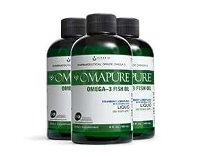 Omapure pharmaceutical grade omega 3 fish oil for Ifos fish oil