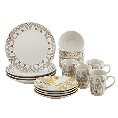 ikat dinnerware set