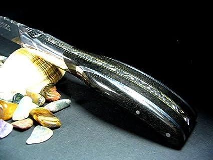 Le Fid/èle Taschenmesser Laguiole Classic Olivenholz