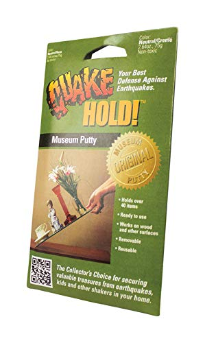 Quake Hold 88111 2.64 Oz Quake Hold Museum Putty by Ready America (Image #1)