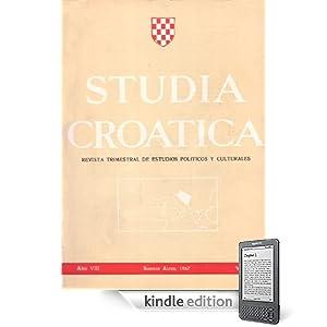 Studia Croatica - números 24-27 - 1967 (Spanish Edition)