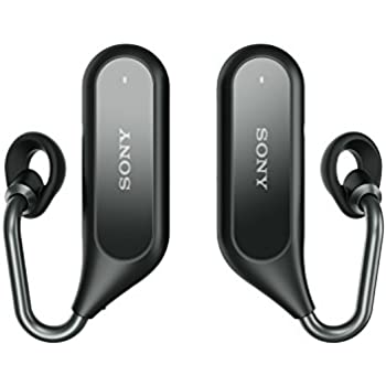 6bda4a9792d Amazon.com: Sony Xperia Ear Duo True Wireless headset – Black: Cell ...