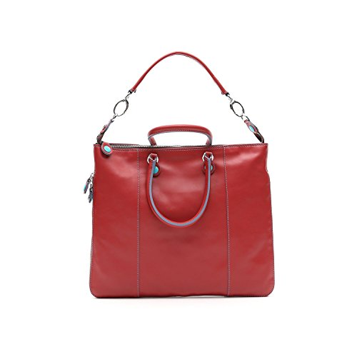 GABS SHOPPING TRASFORMABILE WEEK S1501 MIS.M ROSSO - MADE IN ITALY