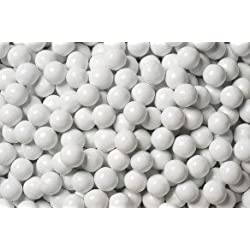 Sweetworks White Sixlets 1 lb Bag