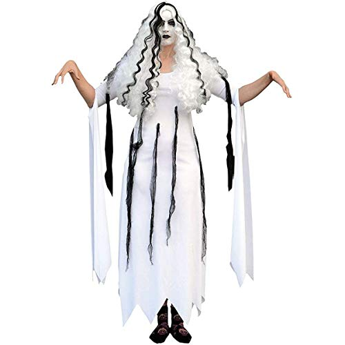 Rob Zombie Men's Living Dead Girl Dress and Wig Costume Large -