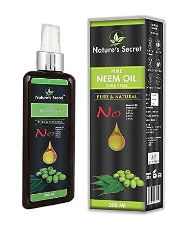 Nature's Secret Hair Oil (Hair Repair)