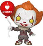 Pop It Chapter 2 Pennywise with Balloon Vinyl Figure