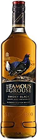 The Famous Grouse Smoky Black, 700 ml