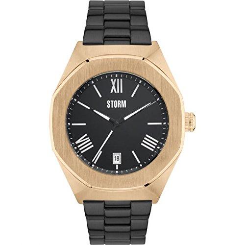 Para hombre Storm Cobain reloj cobain-metal-rose-gold: Amazon.es: Relojes