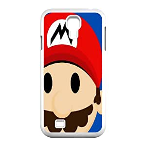 Diy Phone Cover Super Mary for Samsung Galaxy S4 I9500 WEQ929693