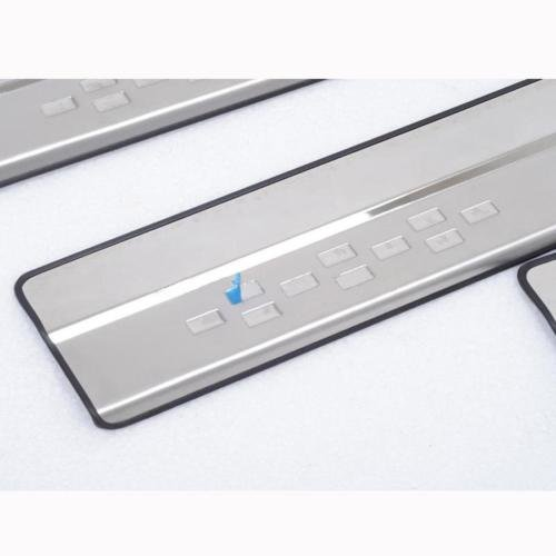 Door sills scuff plate Guard Sills Panels Protect