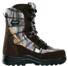 Ultra Insulation - LaCrosse 800 grams of Thinsulate Ultra Insulation Youth Silencer Hunting Boots, NEXT G1 CAMO, 2