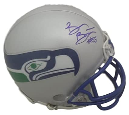 Fan Apparel Souvenirs Brian Bosworth Edition Seattle
