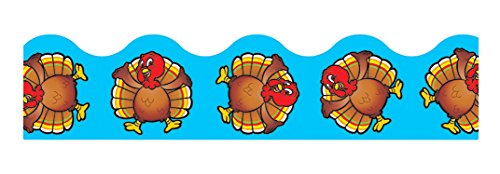 TREND enterprises, Inc. Turkey Time Terrific Trimmers, 39 - Turkey Time