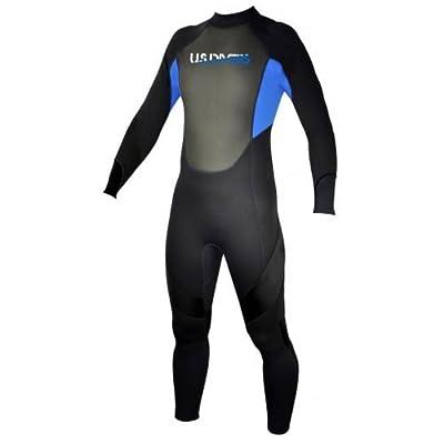 U.S. Divers Mercury Full Adult Wetsuit, Small